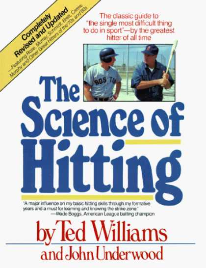 Science Books - Science of Hitting