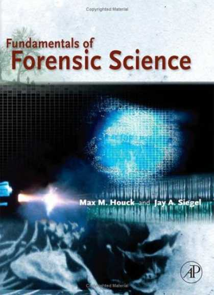 Science Books - Fundamentals of Forensic Science