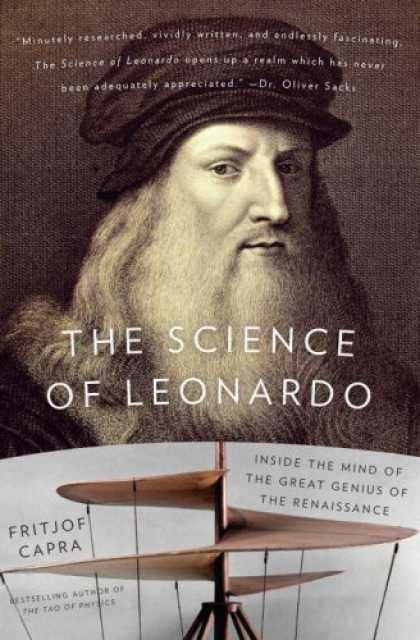 Science Books - The Science of Leonardo: Inside the Mind of the Great Genius of the Renaissance