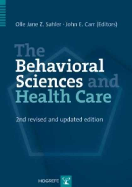 Science Books - The Behavioral Sciences and Health Care