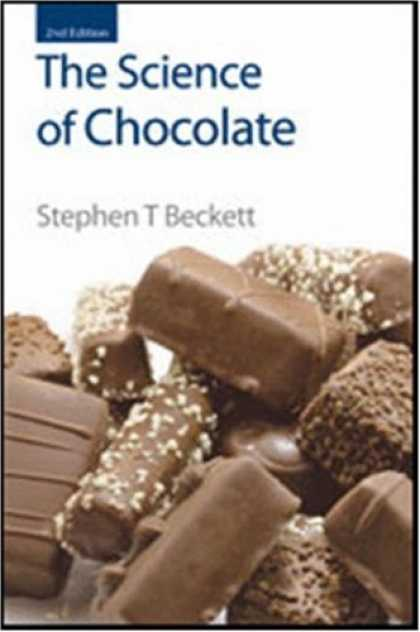 Science Books - The Science of Chocolate