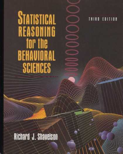 Science Books - Statistical Reasoning for the Behavioral Sciences (3rd Edition)