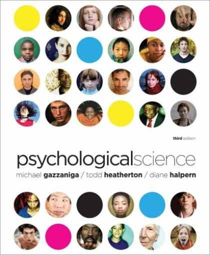 Science Books - Psychological Science: (Third Edition)