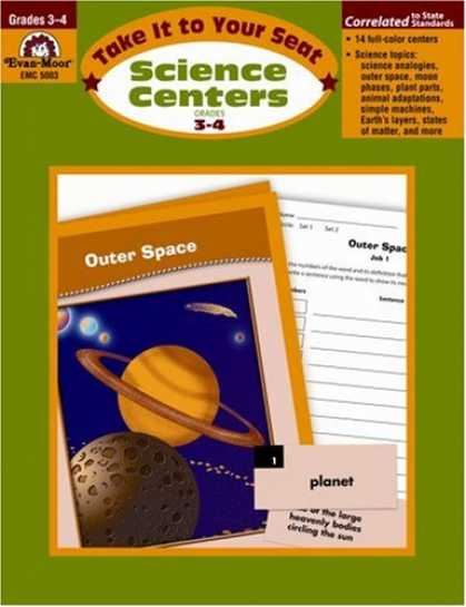 Science Books - Take It to Your Seat Science Centers, Grades 3-4