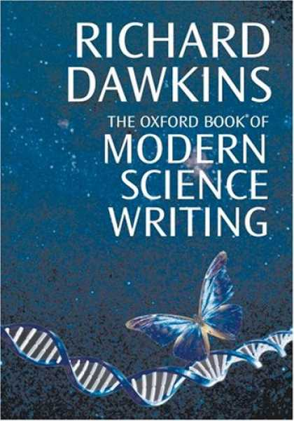 Science Books - The Oxford Book of Modern Science Writing