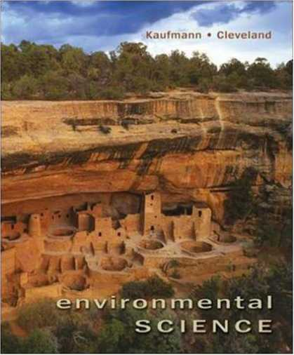 Science Books - Environmental Science