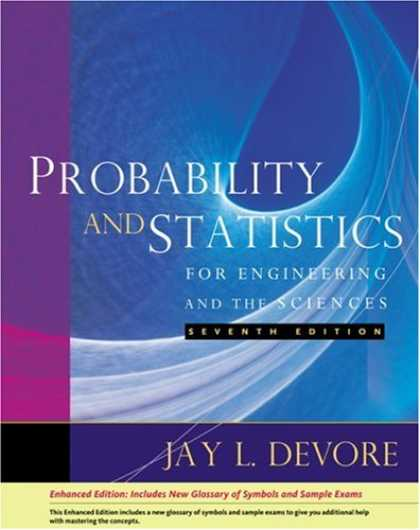 Science Books - Probability and Statistics for Engineering and the Sciences, Enhanced Review Edi