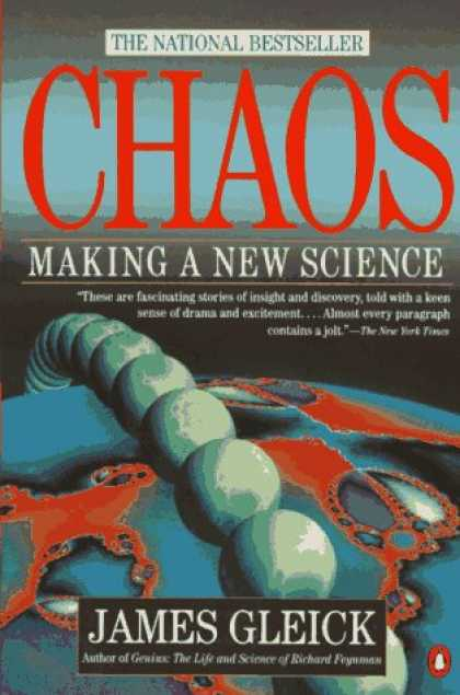 Science Books - Chaos: Making a New Science
