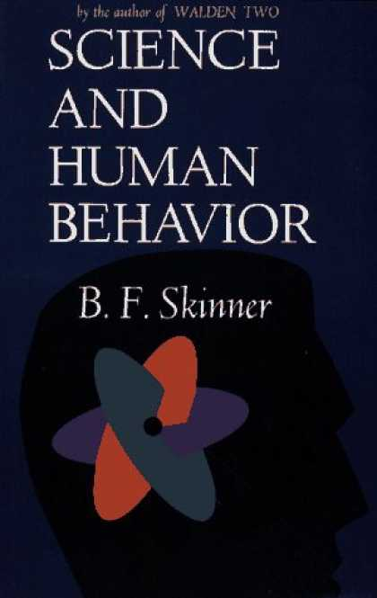 Science Books - Science And Human Behavior