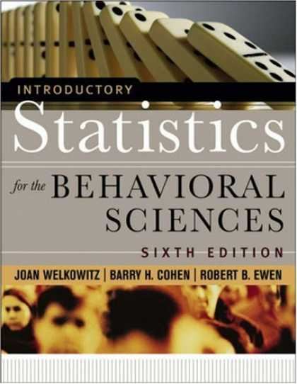 Science Books - Introductory Statistics for the Behavioral Sciences