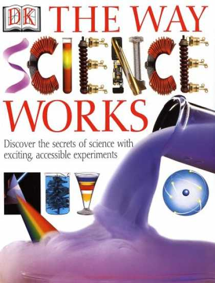 Science Books - The Way Science Works