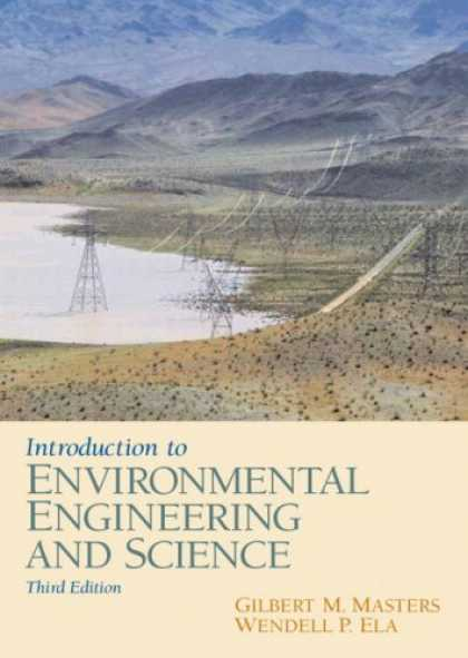 Science Books - Introduction to Environmental Engineering and Science (3rd Edition)