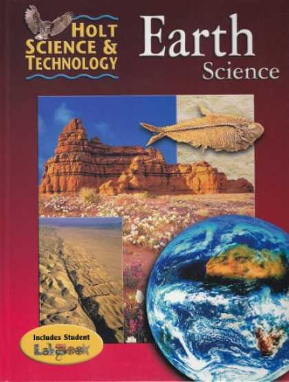 Science Books - Holt Science & Technology: Earth Science With Labbook