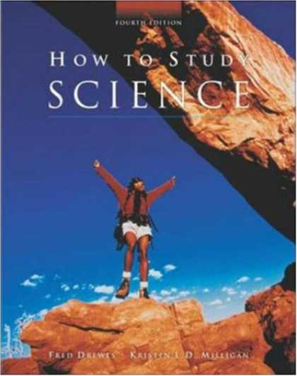 Science Books - How to Study Science