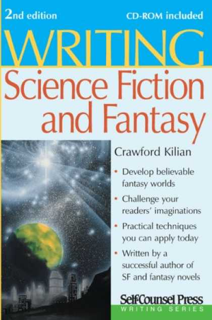Science Books - Writing Science Fiction & Fantasy (Writing Series)
