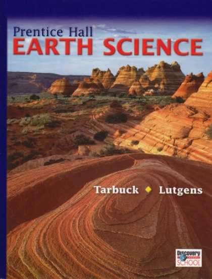 Science Books - Earth Science