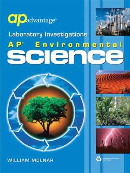 Science Books - Laboratory Investigations: AP Environmental Science