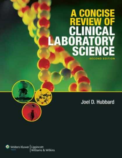 Science Books - A Concise Review of Clinical Laboratory Science