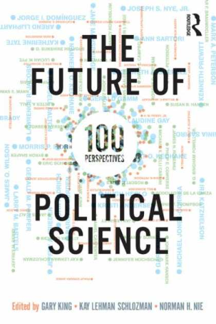 Science Books - The Future of Political Science: 100 Perspectives