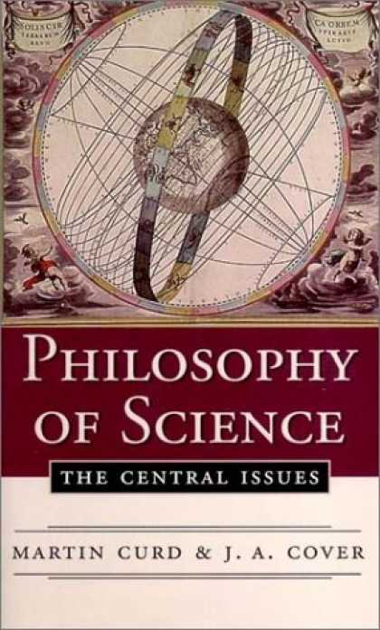 Science Books - Philosophy of Science: The Central Issues