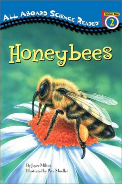 Science Books - Honeybees (All Aboard Science Reader)