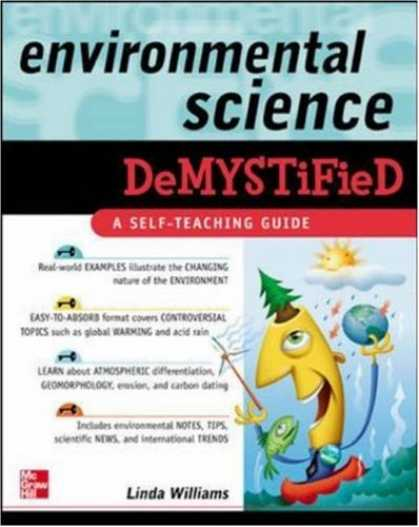 Science Books - Environmental Science Demystified