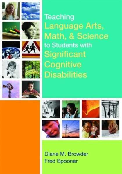 Science Books - Teaching Language Arts, Math, & Science to Students With Significant Cognitive D