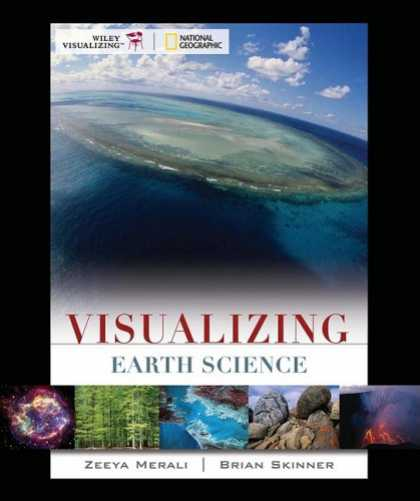 Science Books - Visualizing Earth Science (VISUALIZING SERIES)