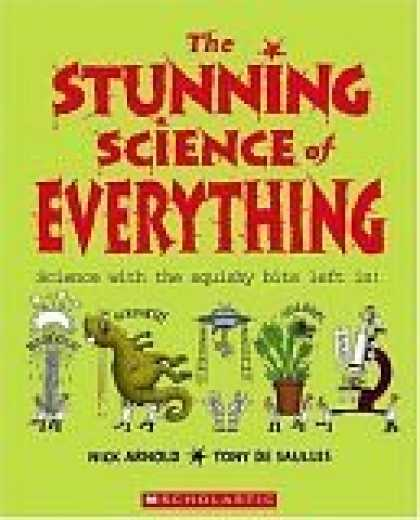 Science Books - Stunning Science Of Everything