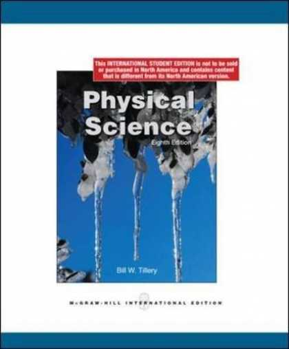 Science Books - Physical Science
