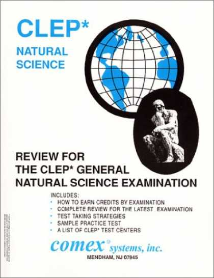 Science Books - Review For the CLEP Natural Science Examination