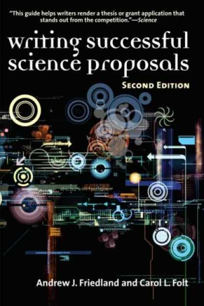 Science Books - Writing Successful Science Proposals, Second Edition