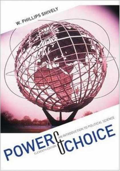 Science Books - Power & Choice: An Introduction to Political Science