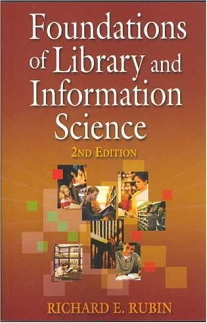 Science Books - Foundations of Library and Information Science
