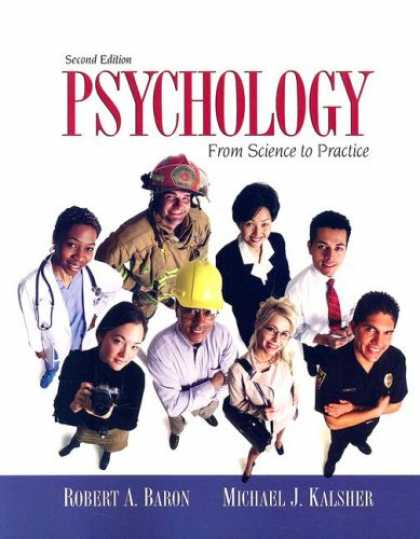 Science Books - Psychology: From Science to Practice (2nd Edition) (MyPsychLab Series)