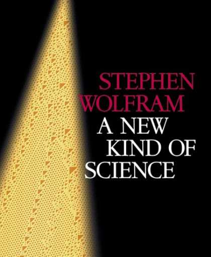 Science Books - A New Kind of Science