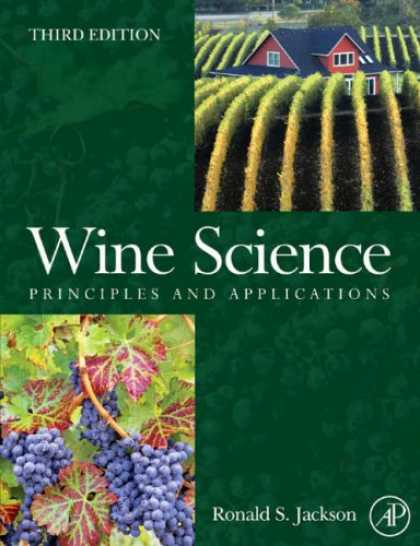 Science Books - Wine Science, Third Edition (Food Science and Technology)