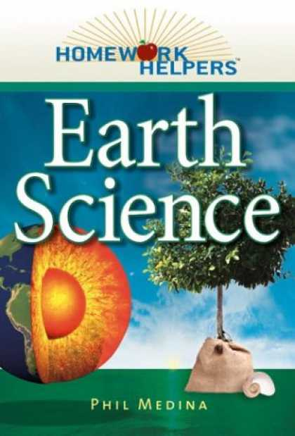Science Books - Homework Helpers: Earth Science (Homework Helpers (Career Press))