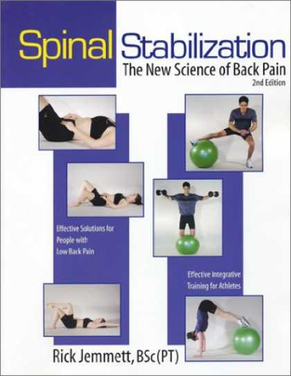 Science Books - Spinal Stabilization: The New Science of Back Pain, 2nd Edition