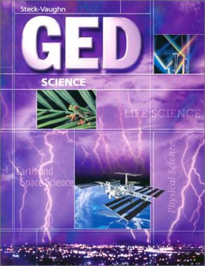 Science Books - Ged Science (Steck-Vaughn Ged Series)