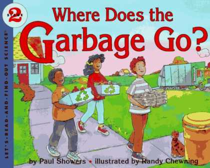 Science Books - Where Does the Garbage Go?: Revised Edition (Let's-Read-and-Find-Out Science 2)