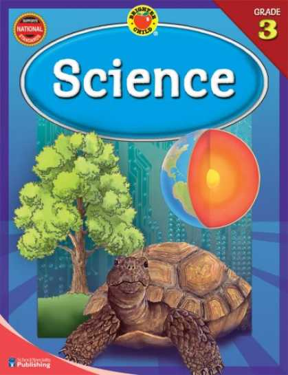 Science Books - Brighter Child® Science, Grade 3 (Brighter Child Workbooks)