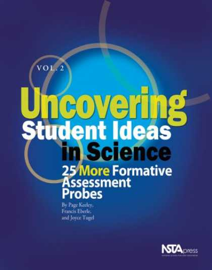 Science Books - Uncovering Student Ideas in Science, Volume 2: 25 More Formative Assessment Prob