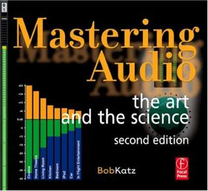 Science Books - Mastering Audio, Second Edition: The art and the science