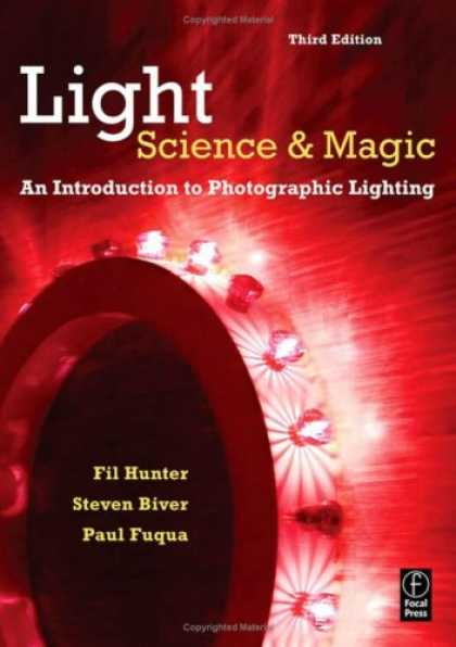 Science Books - Light: Science and Magic: An Introduction to Photographic Lighting