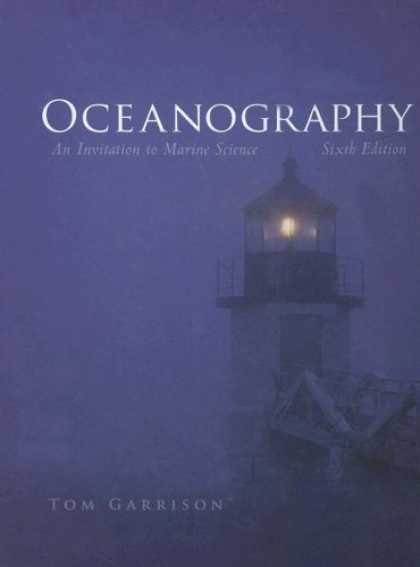 Science Books - Oceanography: An Invitation to Marine Science