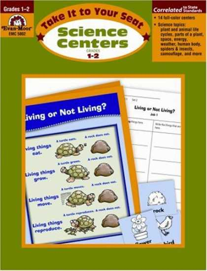 Science Books - Take It to Your Seat Science Centers, Grades 1-2