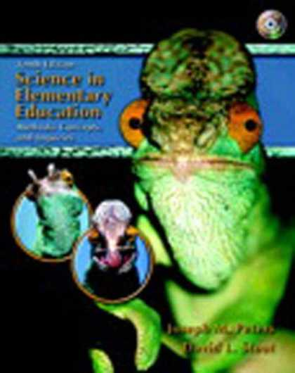 Science Books - Science in Elementary Education & A Sampler of National Education Standards Pack
