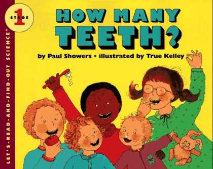 Science Books - How Many Teeth? (Let's-Read-and-Find-Out Science 1)