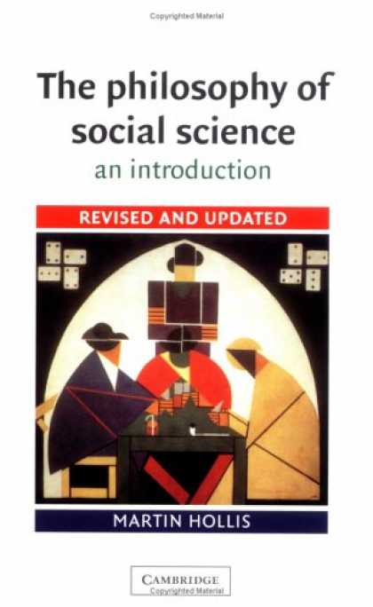 Science Books - The Philosophy of Social Science: An Introduction (Cambridge Introductions to Ph